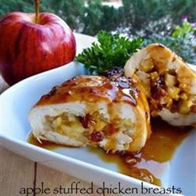 Apple Stuffed Chicken Breast - RecipeNode.com