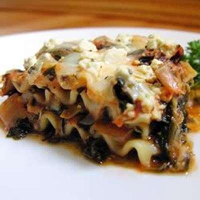 Artichoke Spinach Lasagna - RecipeNode.com