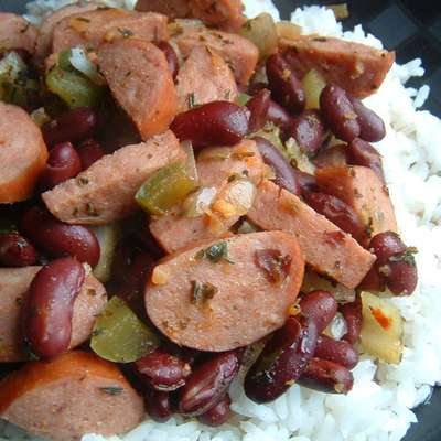 Authentic Louisiana Red Beans and Rice - RecipeNode.com