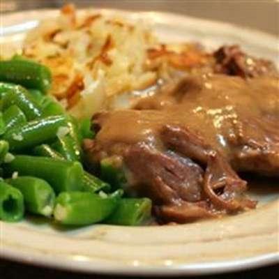 Awesome Slow Cooker Pot Roast - RecipeNode.com