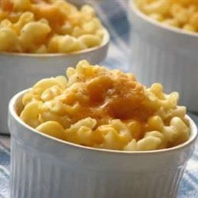 Baked Mac and Cheese for One - RecipeNode.com