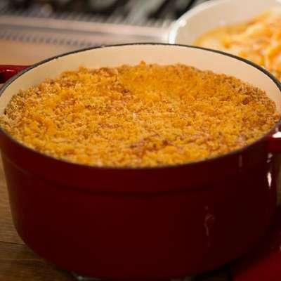 Baked Macaroni and Cheese - RecipeNode.com