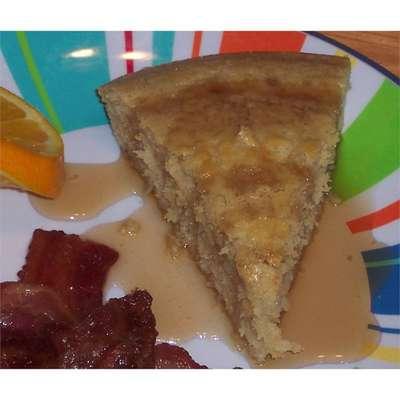 Baked Pancake Squares - RecipeNode.com