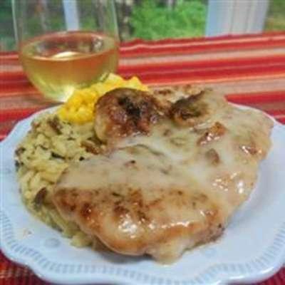 Baked Pork Chops I - RecipeNode.com