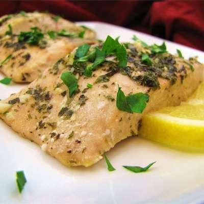 Baked Salmon II - RecipeNode.com