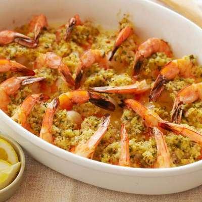 Baked Shrimp Scampi - RecipeNode.com