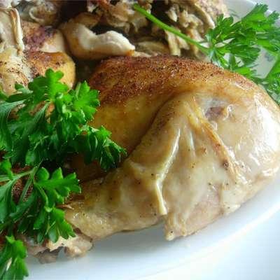 Baked Slow Cooker Chicken - RecipeNode.com