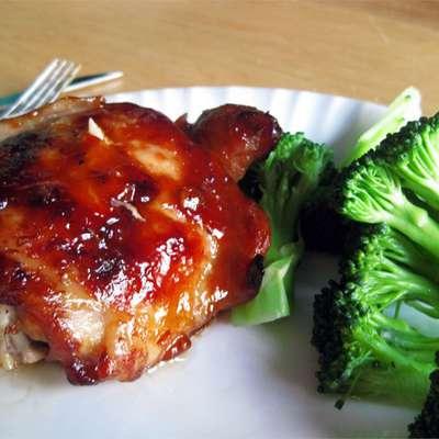 Baked Teriyaki Chicken - RecipeNode.com