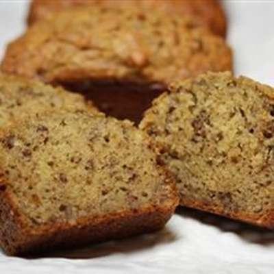 Banana Banana Bread - RecipeNode.com