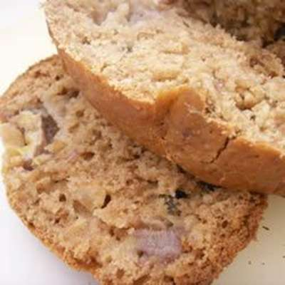Banana Bread - Quick Bread for Machines - RecipeNode.com