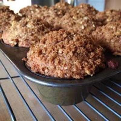 Banana Crumb Muffins - RecipeNode.com