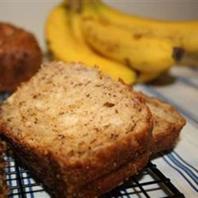 Banana Sour Cream Bread - RecipeNode.com