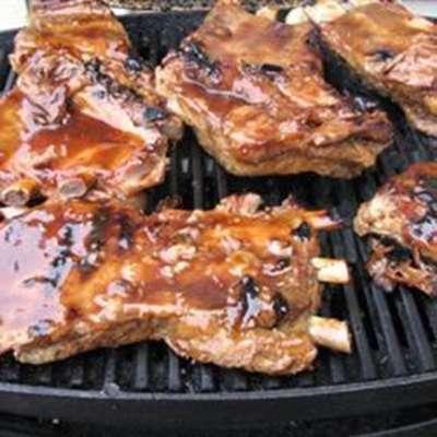 Barbecue Ribs - RecipeNode.com
