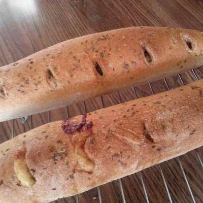 Basic Machine French Bread - RecipeNode.com
