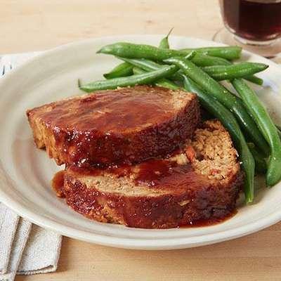 BBQ Turkey Meatloaf - RecipeNode.com