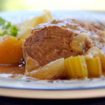 Beef Smoore (Sri Lankan)