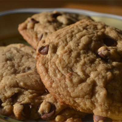 Best Big, Fat, Chewy Chocolate Chip Cookie - RecipeNode.com