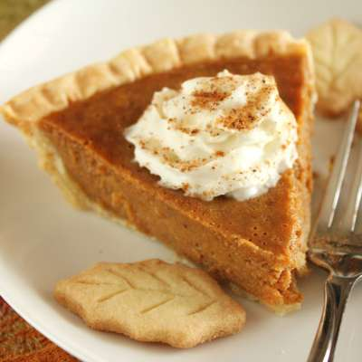 Best Ever Pumpkin Pie - RecipeNode.com