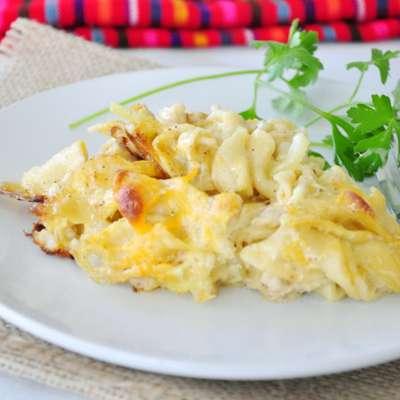 Best Ever Tuna Noodle Casserole - RecipeNode.com