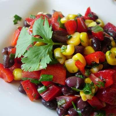 Black Bean and Corn Salad II - RecipeNode.com