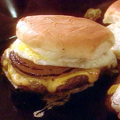 Bo Burger - RecipeNode.com