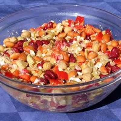 Bob's Bean Salad - RecipeNode.com