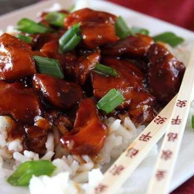 Bourbon Chicken - RecipeNode.com