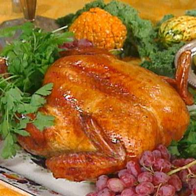 Brined and Roasted Turkey - RecipeNode.com