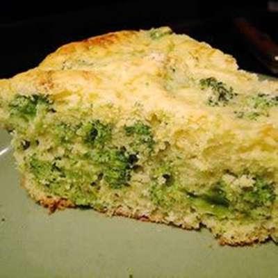 Broccoli Cornbread - RecipeNode.com