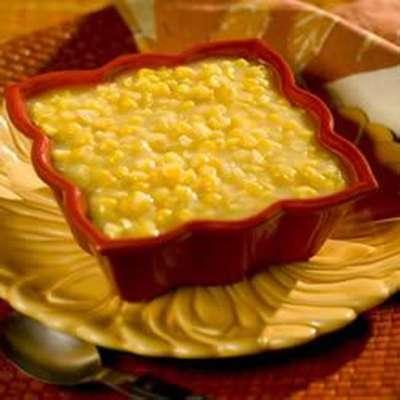 Brookville Hotel Cream-Style Corn - RecipeNode.com