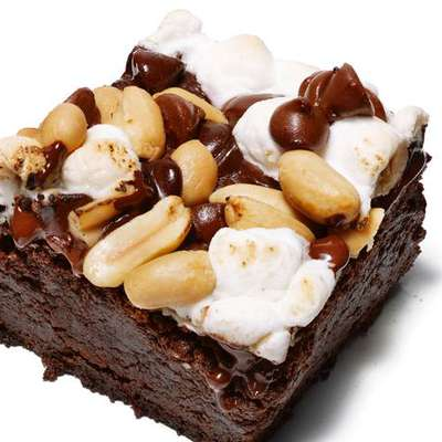 Brownie Rubble - RecipeNode.com