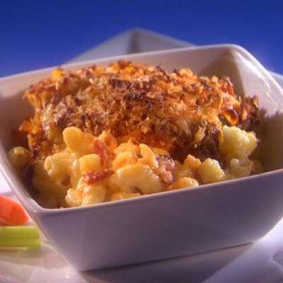 Buffalo Chicken Macaroni and Cheese - RecipeNode.com