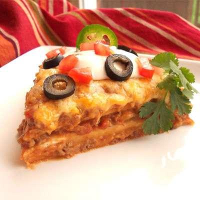 Burrito Pie - RecipeNode.com