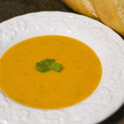 Butternut Squash Soup II - RecipeNode.com