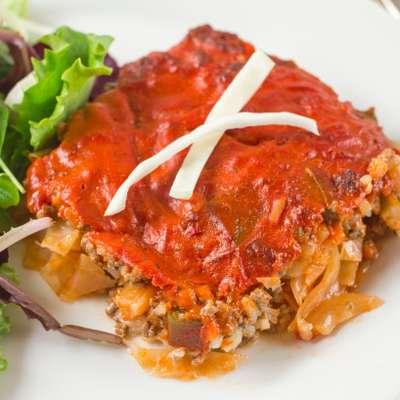 Cabbage Beef Casserole - RecipeNode.com