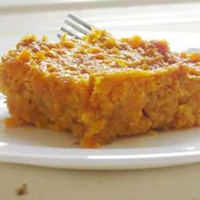 Cafeteria Carrot Souffle - RecipeNode.com