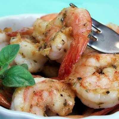 Cajun Sauteed Shrimp - RecipeNode.com