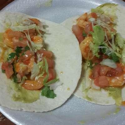 Camarones al Ajillo (Garlic Shrimp) - RecipeNode.com