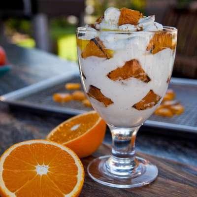 Caramelized Orange Parfait - RecipeNode.com