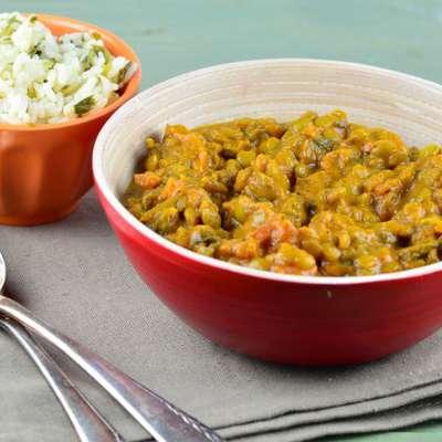 Carol's Dal Curry (curried lentils) - RecipeNode.com