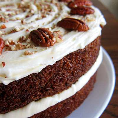 Carrot Cake III - RecipeNode.com