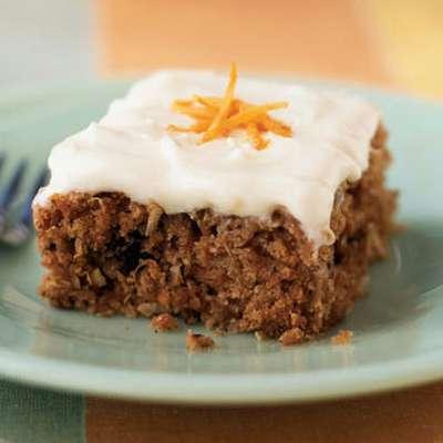 Carrot Cake - RecipeNode.com