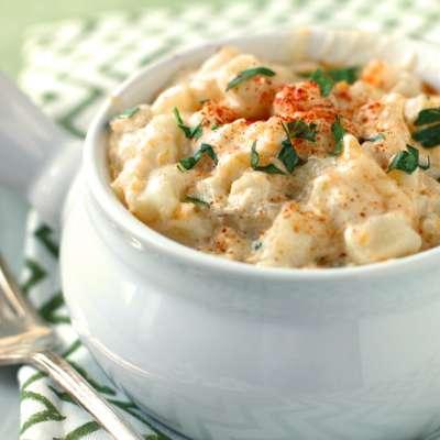 Cheesy Potato Casserole - RecipeNode.com