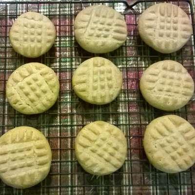 Chef John's Peanut Butter Cookies - RecipeNode.com