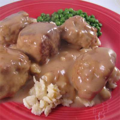 Chef John's Swedish Meatballs - RecipeNode.com
