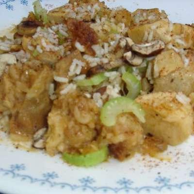 Chicken and Rice - RecipeNode.com