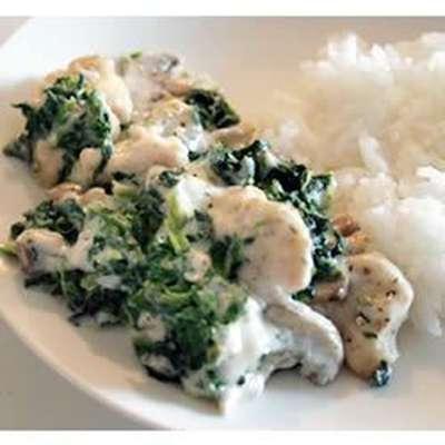 Chicken Florentine Casserole - RecipeNode.com