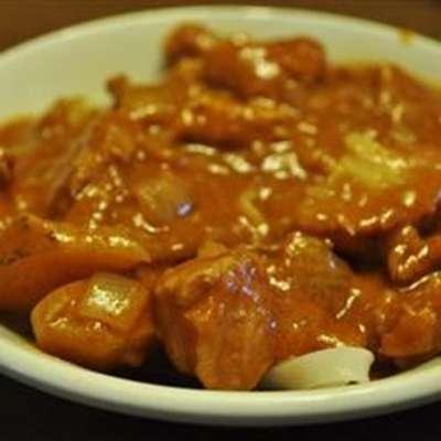 Chicken Massaman Curry - RecipeNode.com
