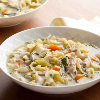Chicken Noodle Soup - RecipeNode.com
