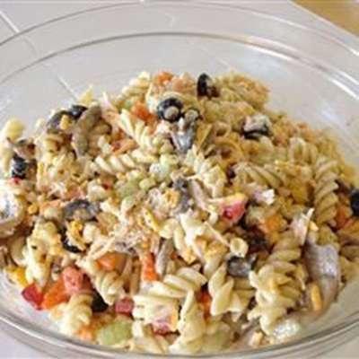 Chicken Pasta Salad II - RecipeNode.com